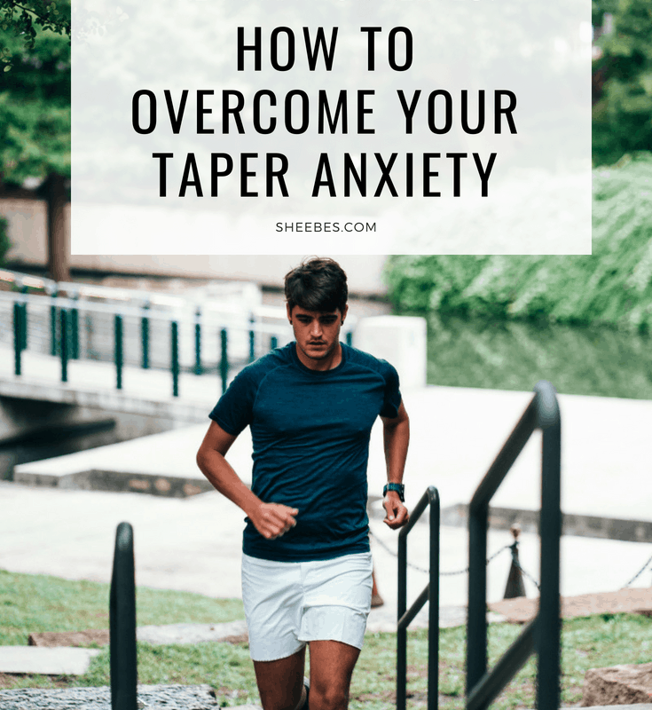 Pre-marathon nerves? How to overcome your taper anxiety
