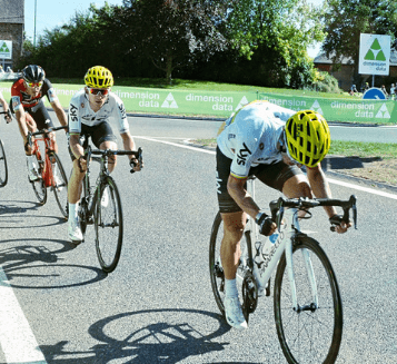 Tips on how to suffer when you're cycling