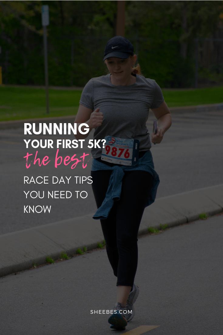 running first 5k tips