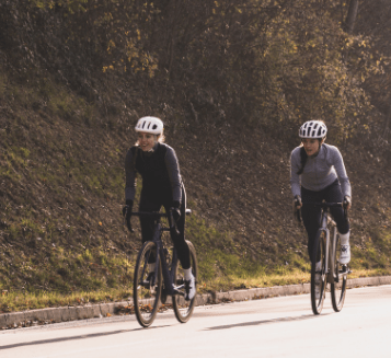 How to stay calm for your first bike race