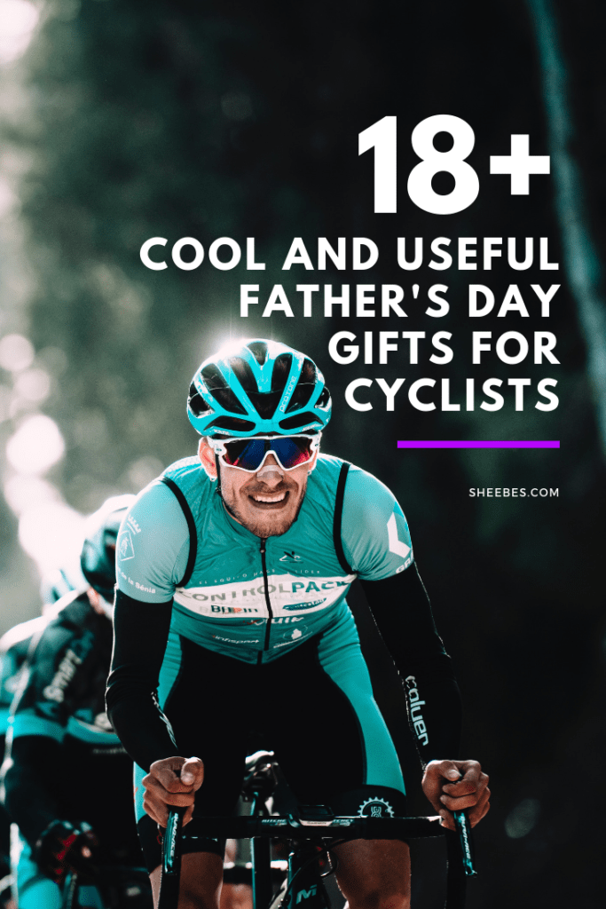 useful father's day gifts for cyclists