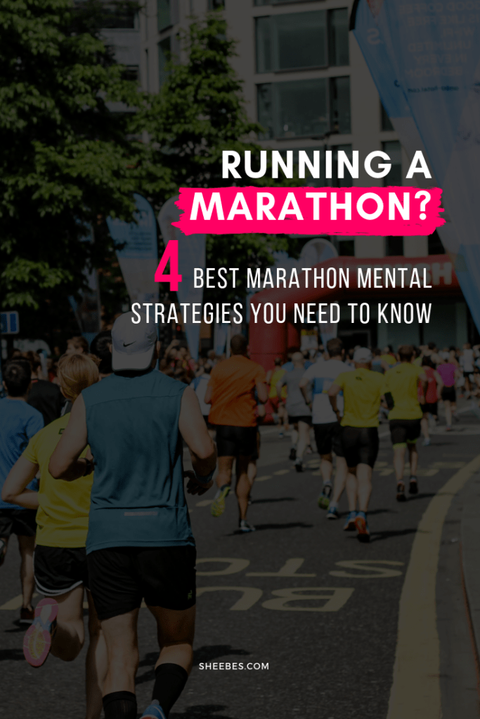 the best marathon mental strategies you need to know if you're running a marathon soon