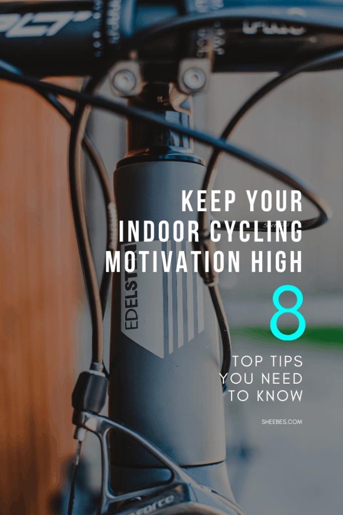 Keep your indoor cycling motivation high with these 8 top tips